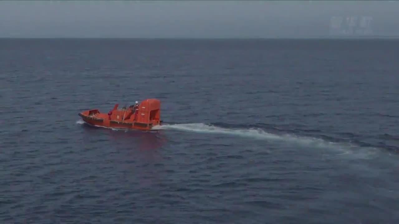 新春走基层|南海救助船这几天:是春节,也是日常