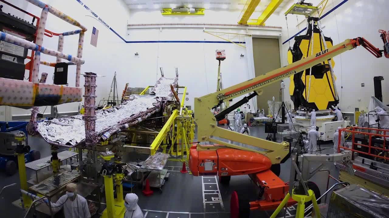 韦布空间望远镜在过去一年取得了巨大的进展