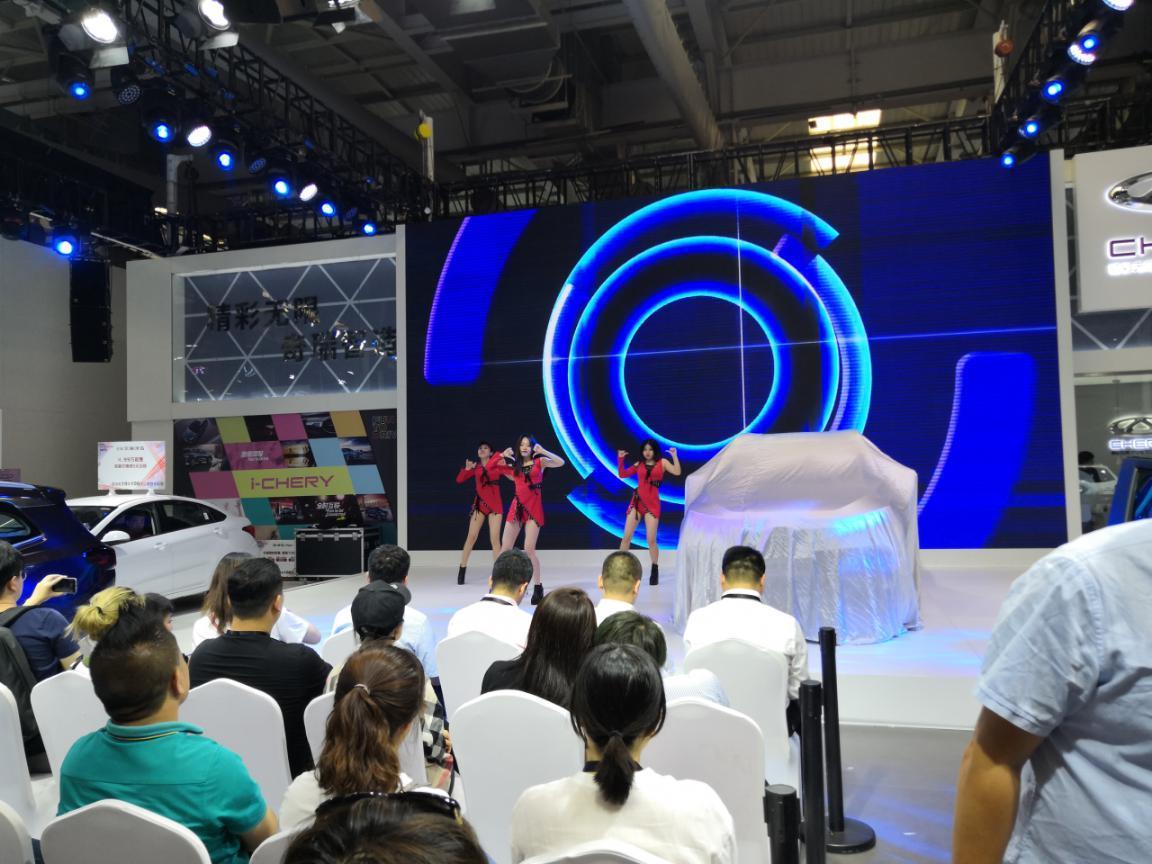 国潮 智趣 瑞虎5x HERO上市 5.99万起售