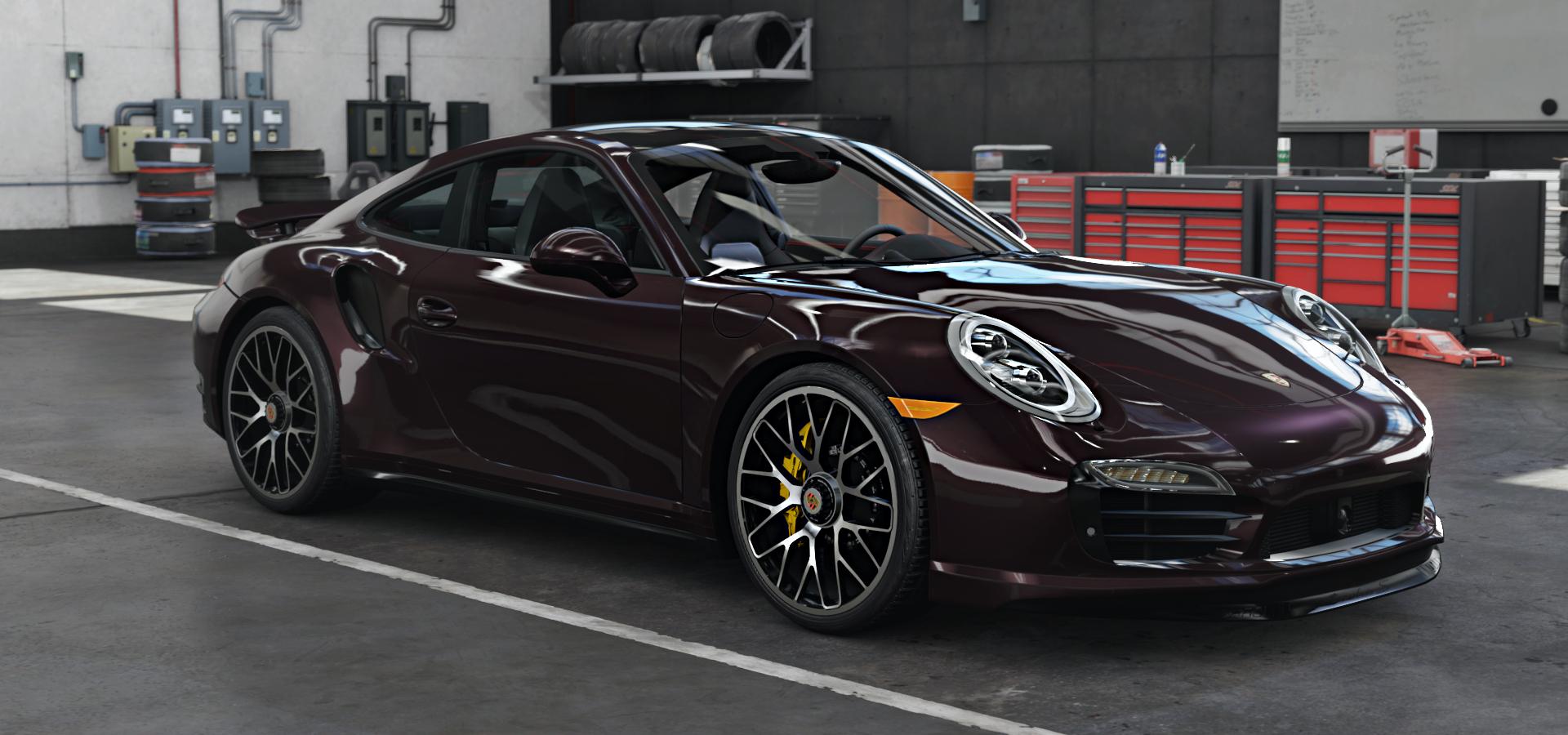 The magnificent Porsche ♠️