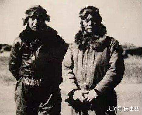 从鬼子飞行员到新中国空军之父, ...