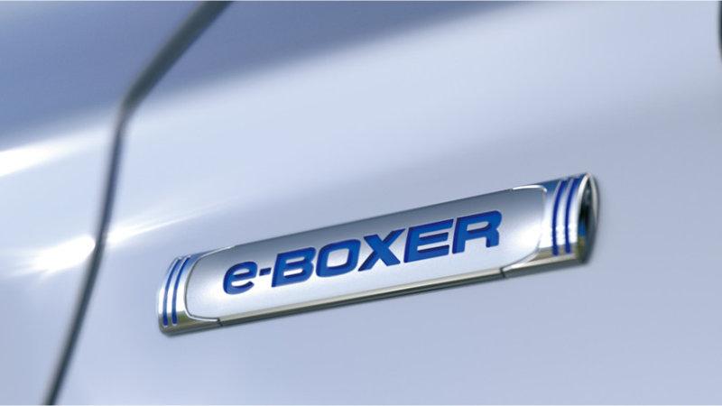 斯巴鲁将在日内瓦车展推出两款新能源车型