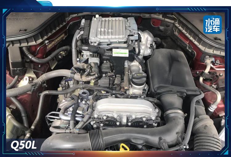 英菲尼迪Q50L只是一辆存粹的车而已