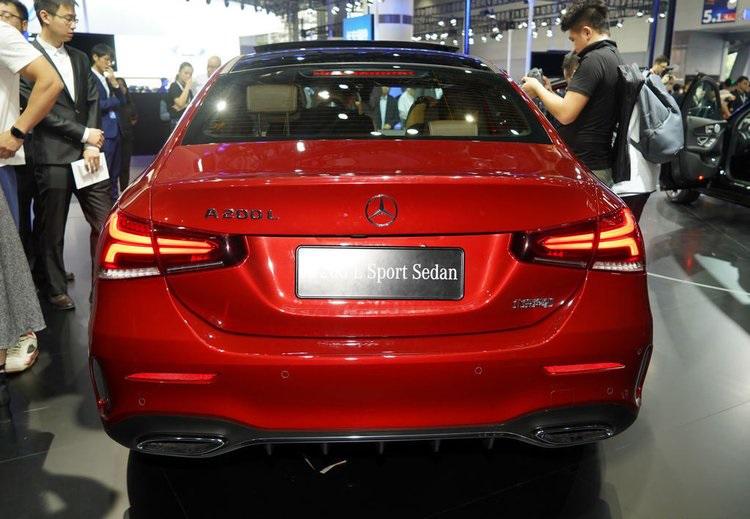 全新奔驰A混动车型将于法兰克福车展正式亮相