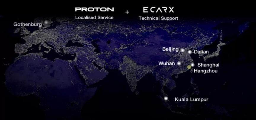合资首款车型宝腾X70正式上市,吉利打响宝腾复兴战|侃车·战略