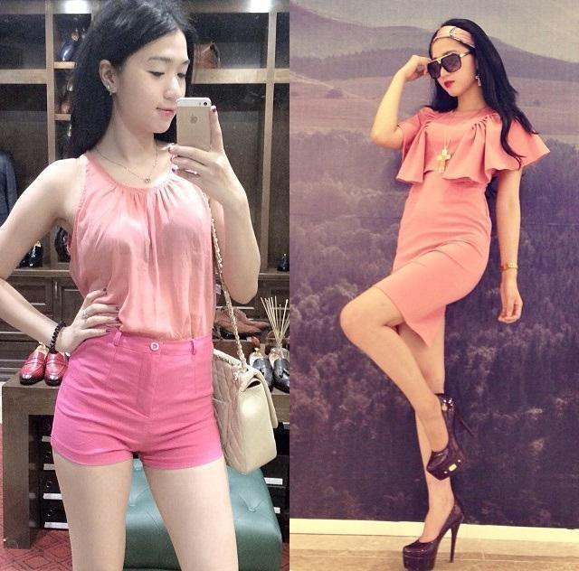 越南女神坚持健身增重至112斤,沙漏型身材让她不再自卑!