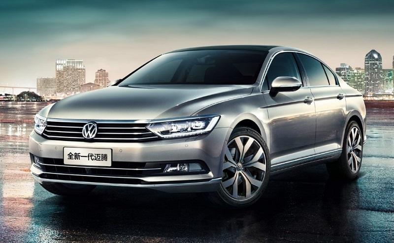 一汽-大众迈腾与探岳将推出插电混动车型 12月11日首发
