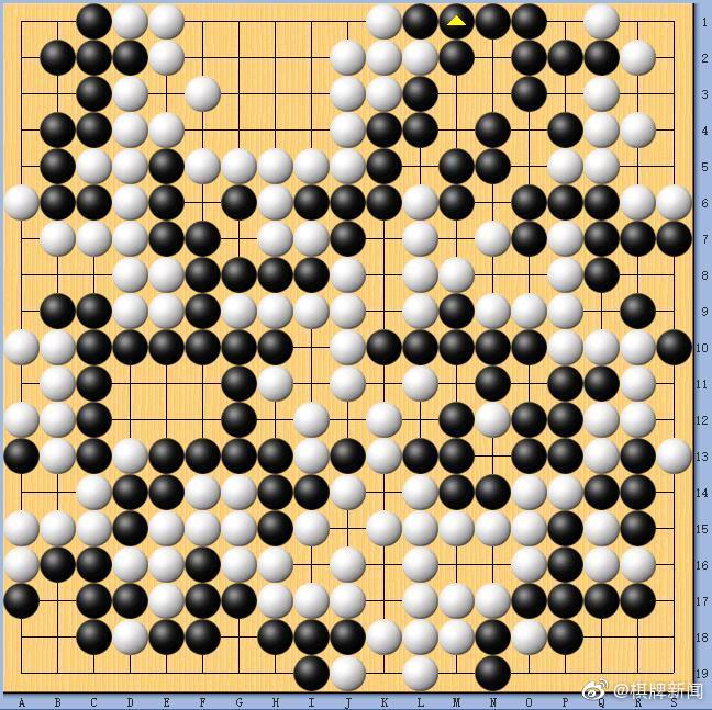 4月21日,第六届Globis杯世界围棋U20新锐赛在日本战罢