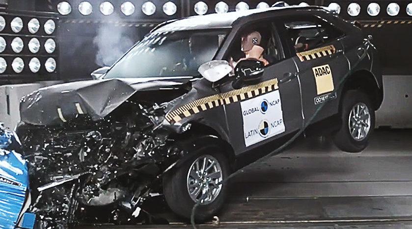 视频:这款日系SUV表现不错,三菱奕歌,安全有保障!