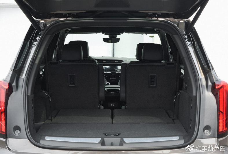 六年免检!空间多变且实用!大六座大空间SUV盘点