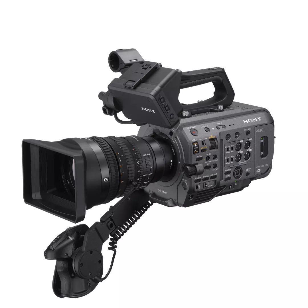 索尼FX9新开发的成像器,为用户带来令人印象深刻的散焦和慢动作能力
