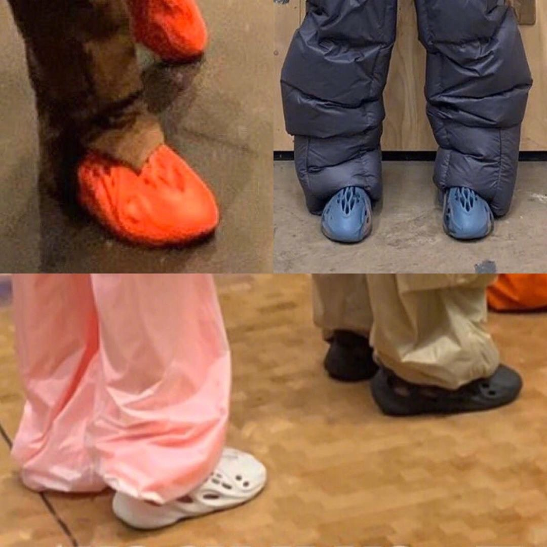 Yeezy洞洞鞋Foam Runner预计将在不久之后发售