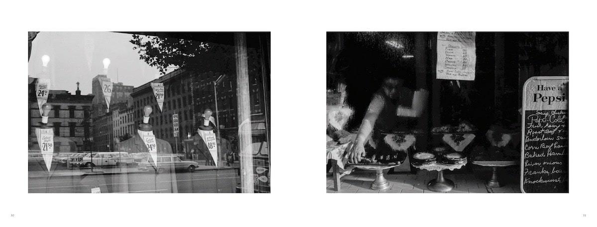 纽约,空空如也美国摄影师 Duane Michals