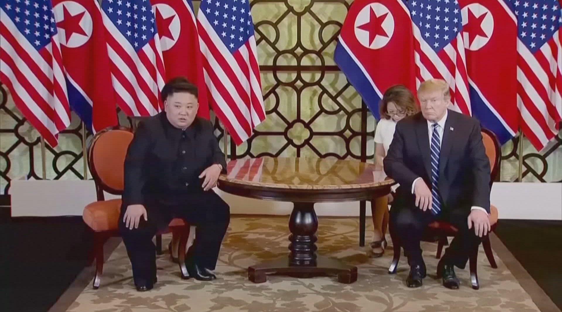 李开盛:特朗普政府对朝鲜缺乏了解 屡屡误判朝方意图