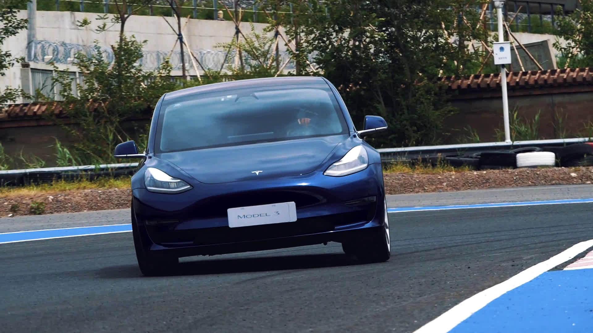 7月23日,Tesla 性能驾驶学院北京站震撼来袭