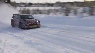 视频:丰田新雅力士WRC赛车曝光