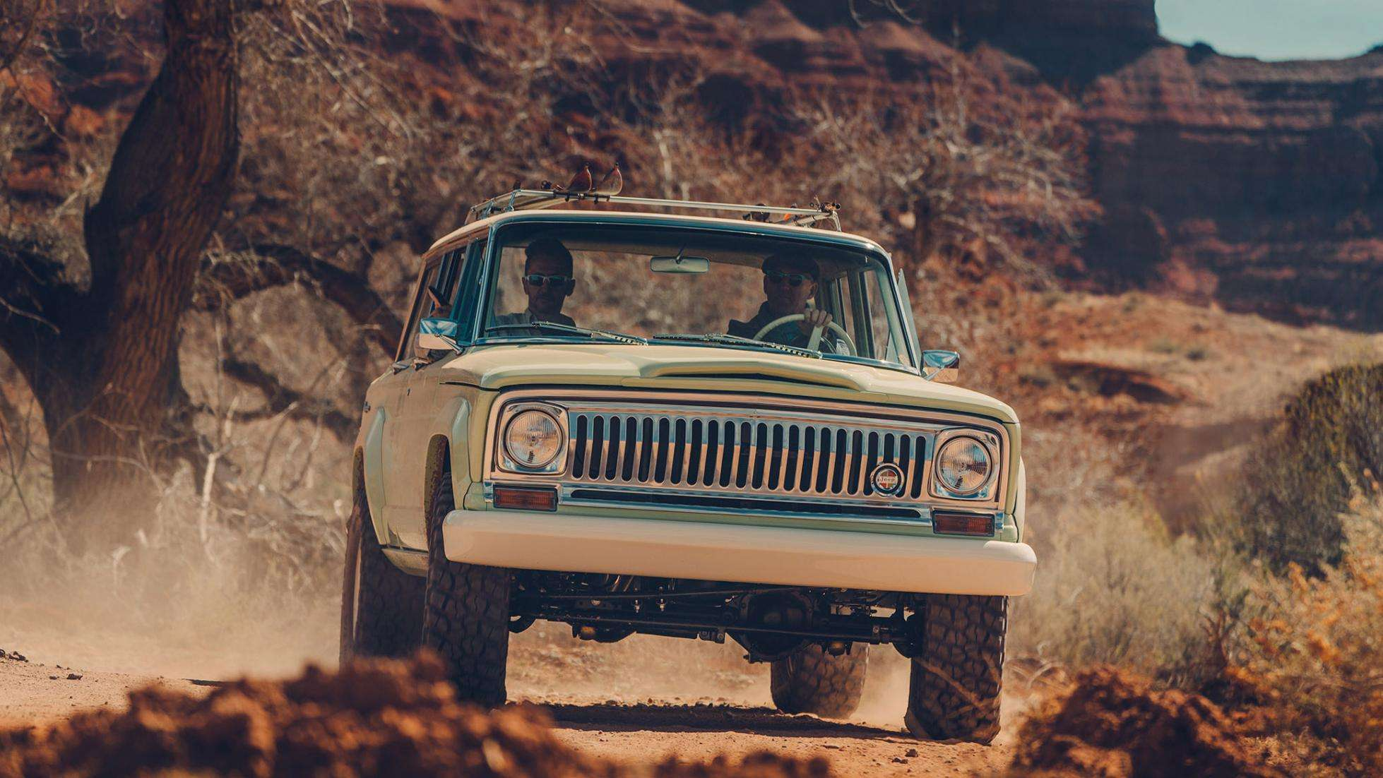 Jeep新款Grand Wagoneer谍照曝光,全尺寸大七座,令人期待