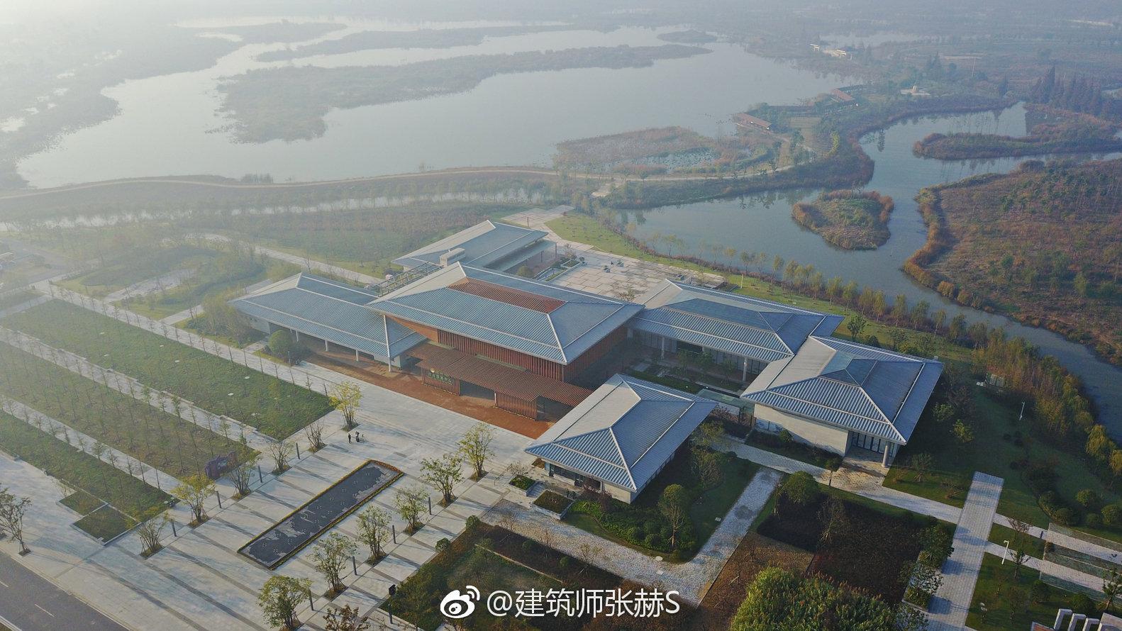 山湖美学服务中心北京清尚建筑设计研究院服装设计游客图片