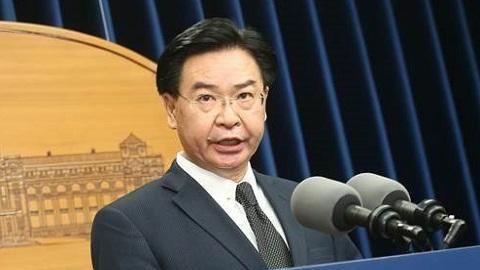 """一周连失两个""""邦交国""""台湾外事主管部门负责人愿负政治责任"""