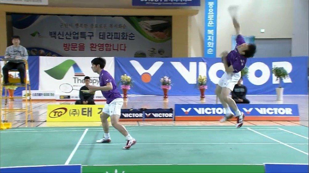 2011 郑在成/李龙大vs高成炫/柳延星