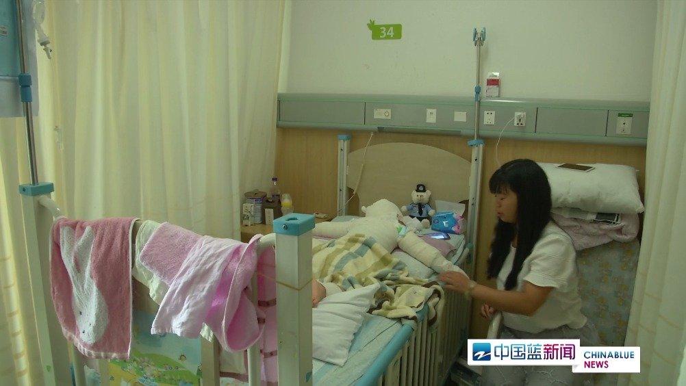 杭城18楼火灾烧伤的3岁女孩小恩恩有望四周内出院