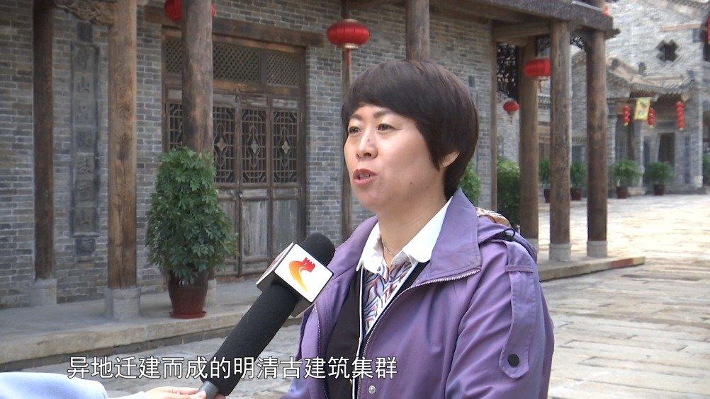 位于石家庄鹿泉区上庄镇的龙泉古镇是第四届河北省旅发大会的观摩项目