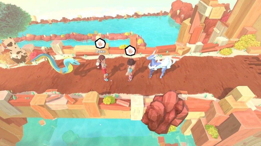 类宝可梦多人在线收集游戏《Temtem》公布最新实机宣传影像