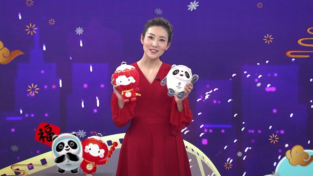 和电影频道主持人@主持人巧筠 一起助力北京2022年冬奥会