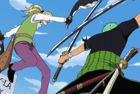 《海贼王》中有趣的穿帮镜头,老沙丢了钩子,香克斯重获左手