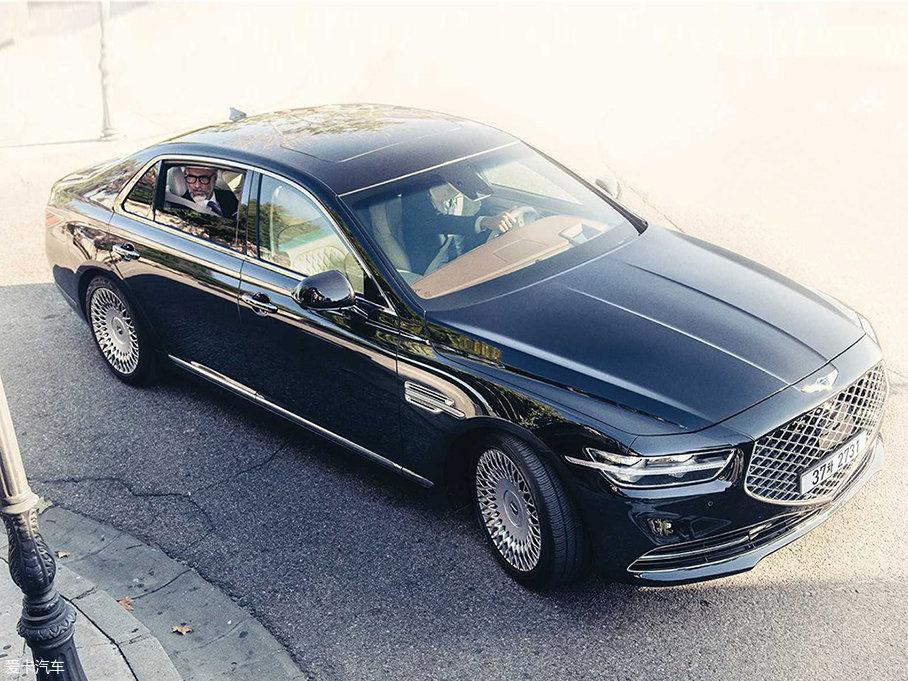 捷恩斯新车规划曝光 近期重返中国市场