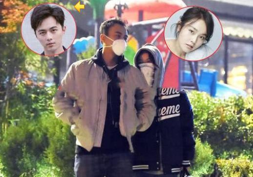 娱乐圈又一件喜事 蒋欣前男友叶祖新与 知否 中的她恋情曝光