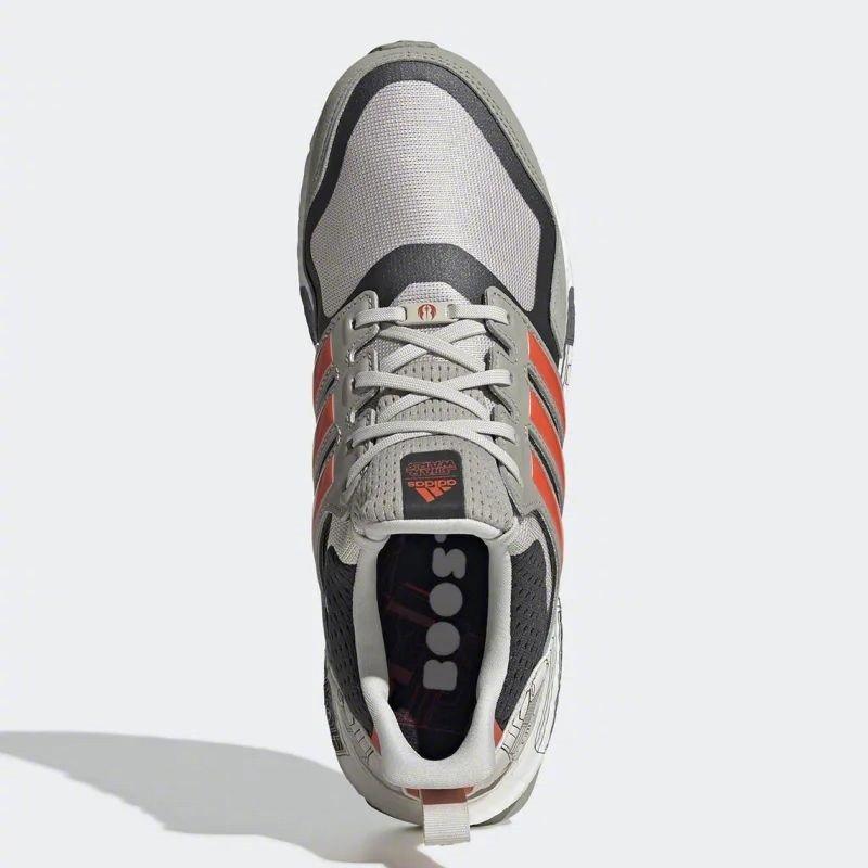 阿迪达斯将推《星球大战》主题跑鞋