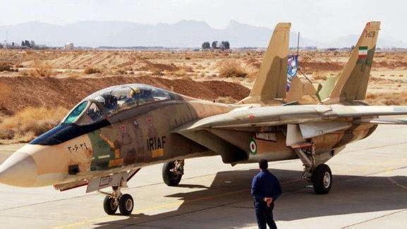 """经典重型战机——F-14型""""雄猫""""式战斗机"""