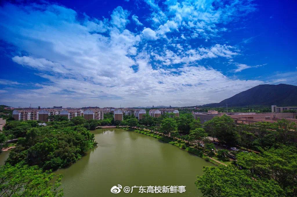"""被誉为""""亚洲最美山谷大学""""的北京师范大学珠海分校,将要说再见了"""