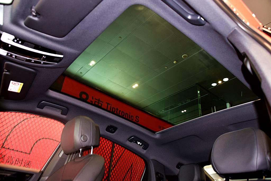 抢先到店实拍保时捷全新Cayenne Coupe!带有赛道基因的SUV