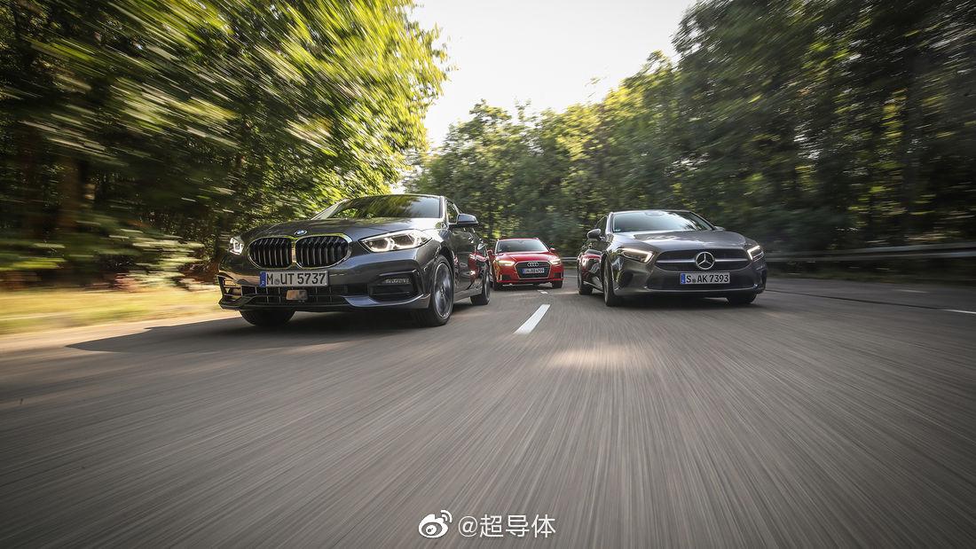 三台德系hatchback,Mercedes A-Class,BMW 1er,Audi A3选哪台?PS