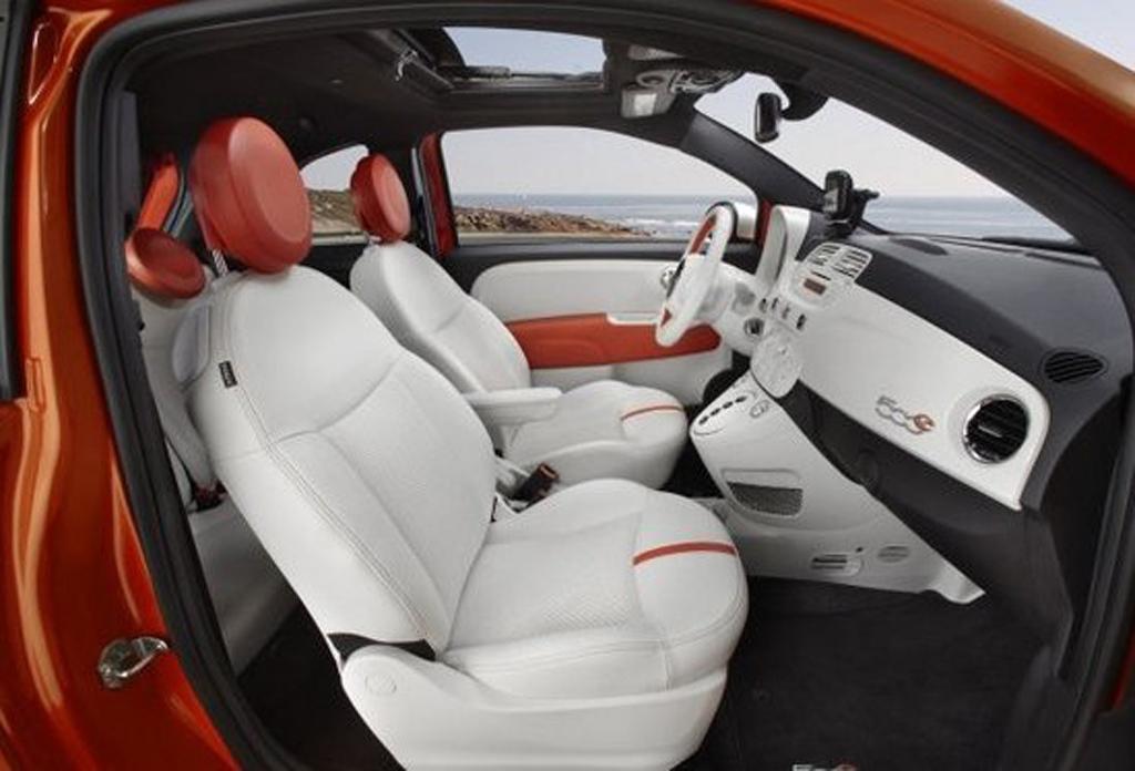 全新一代菲亚特500e再次重生,菲亚特将推全新电动车专属平台