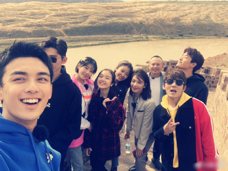 刘涛夫妇、吴磊、阚清子、张翰、马天宇、林心如、陈翔、李兰迪 9人大