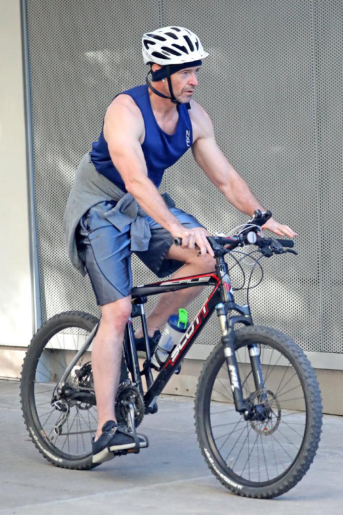 单车健将休杰克曼