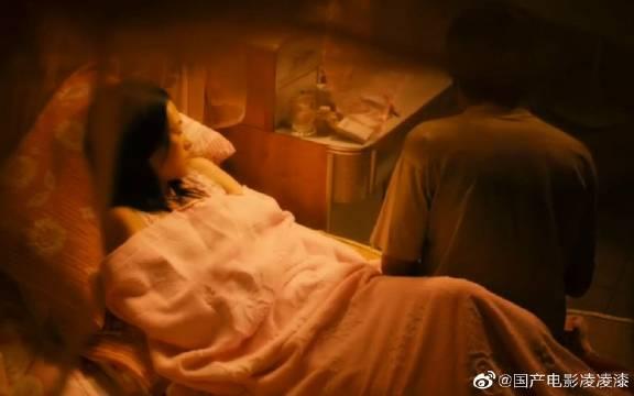 章子怡本色出演的一部伦理影片,连替身都不用,就是牺牲太大