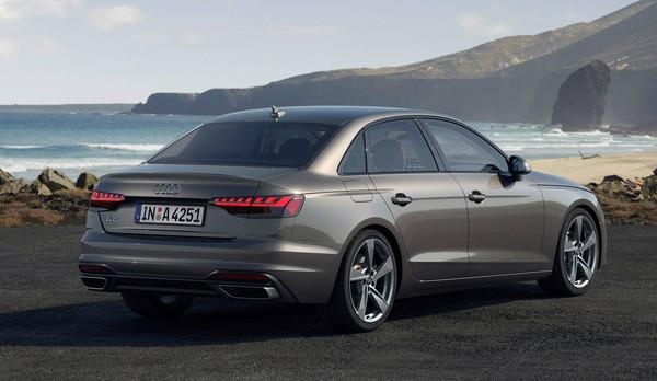 奥迪A4小改款夏季开卖 导入轻油电、S4柴油动力新选项!