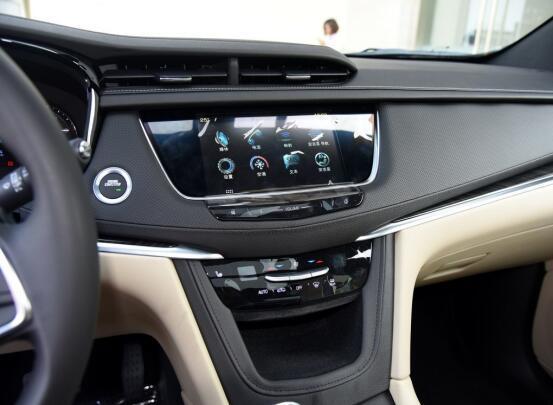 霸气舒适的美式二线豪华品牌,凯迪拉克XT5混动版值得了解一下