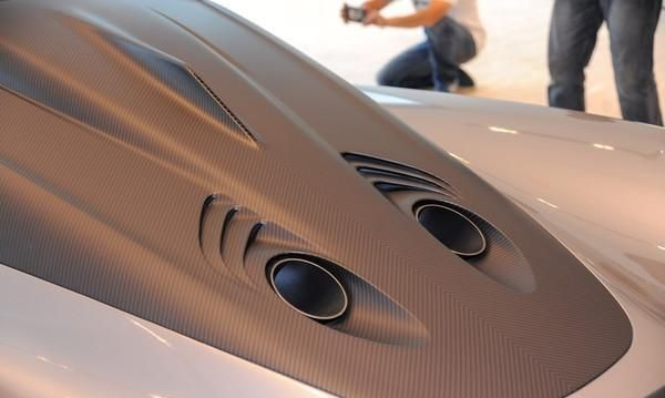 预估售价1560万!Aston Martin千匹油电超跑 Valhalla来台