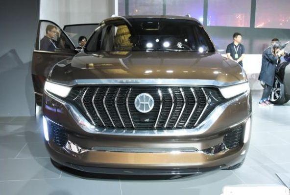 这款国产SUV:外观霸气不输丰田陆巡,堪比揽胜,性价比颇高