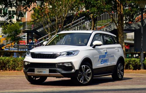 猎豹汽车-CS9新能源,20万以内SUV