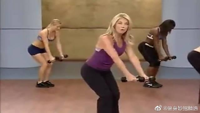 减脂有氧运动健身操,全身减脂健康减肥