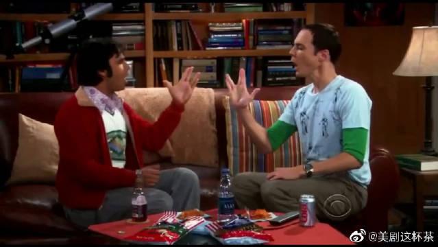 还在玩石头剪刀布?谢尔顿教你玩石头剪刀布蜥蜴史波克