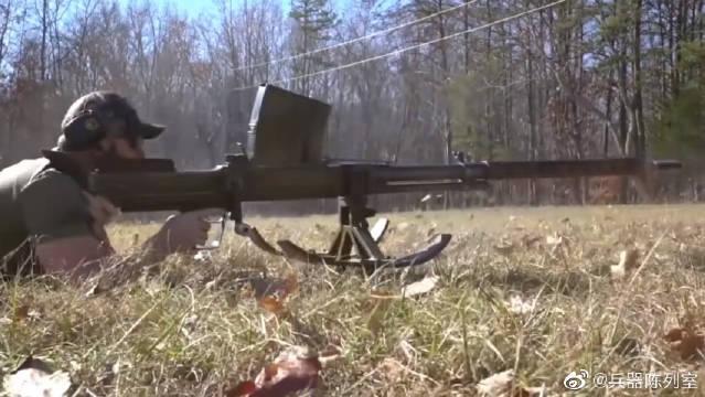 """传说中""""大象枪"""",芬兰拉赫蒂20mm反坦克步枪,打穿钢板太轻松了"""