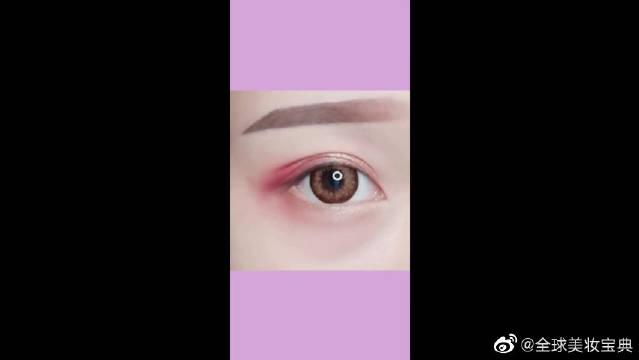 最适合内双肿眼泡的双眼皮贴法,你学会了吗?