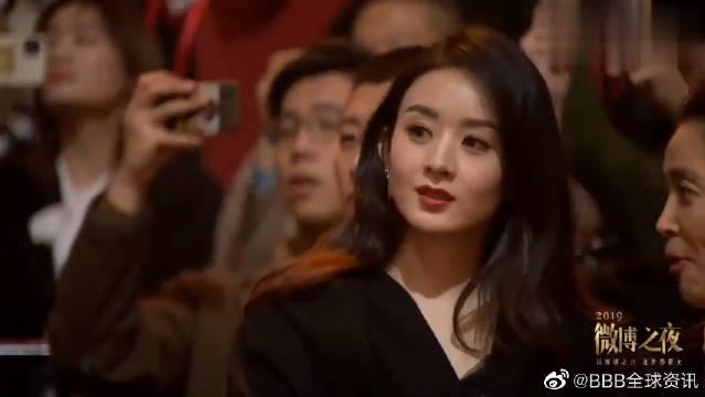 肖战王一博,李现易烊千玺同框颁奖,可是这结局太尴尬了吧